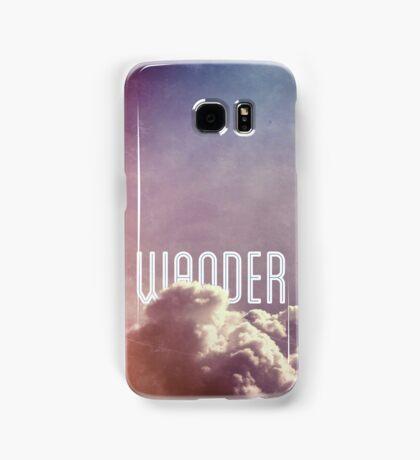 Wander Samsung Galaxy Case/Skin