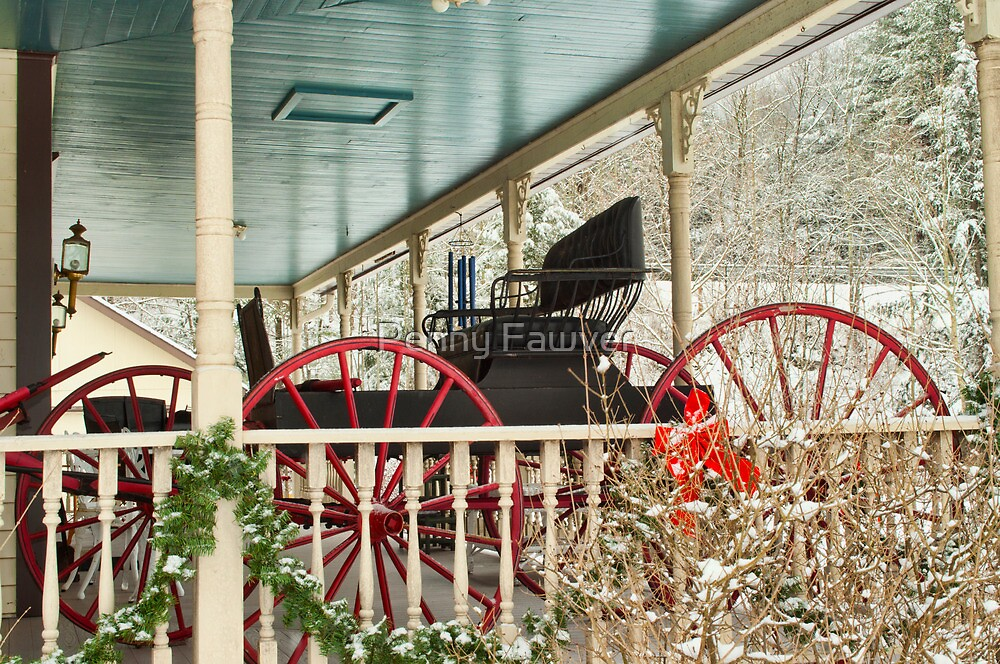 stepping back in time a bit by Penny Fawver