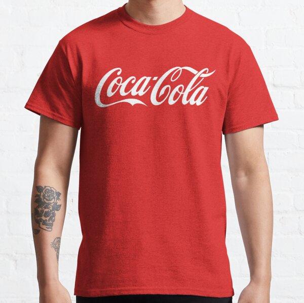 Coca Cola rouge T-shirt classique