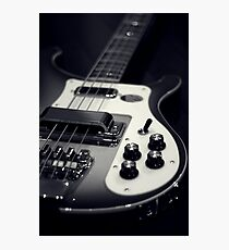 Rickenbacker Bass Photographic Print