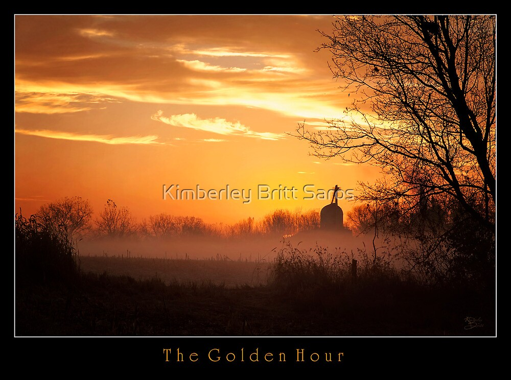 The Golden Hour by KBritt