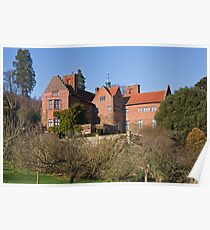 Chartwell in Westerham Kent Poster