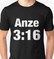 Anze 3:16 Unisex T-Shirt