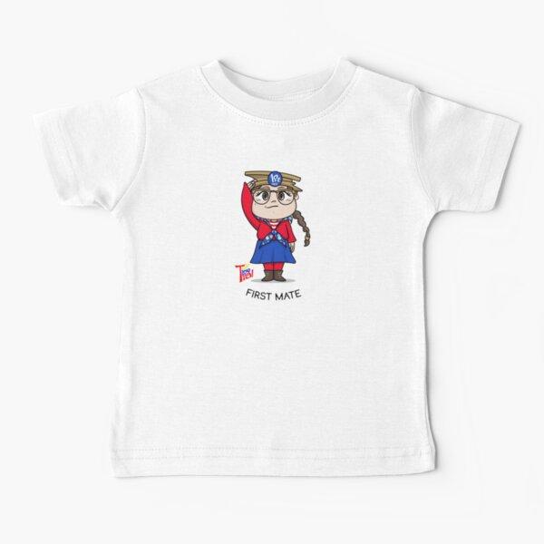 First Mate Baby T-Shirt
