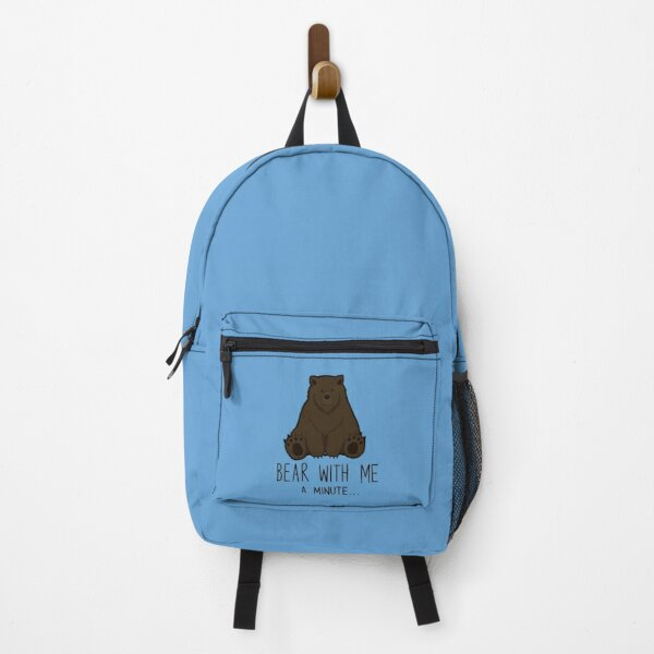 Bear With Me... Backpack