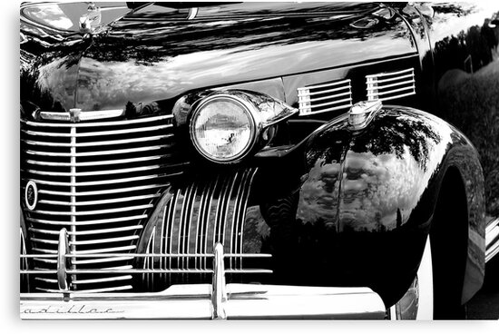 Cadillac front end 1040 by Randy Branham
