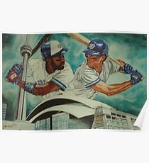 Carter and Alomar Poster