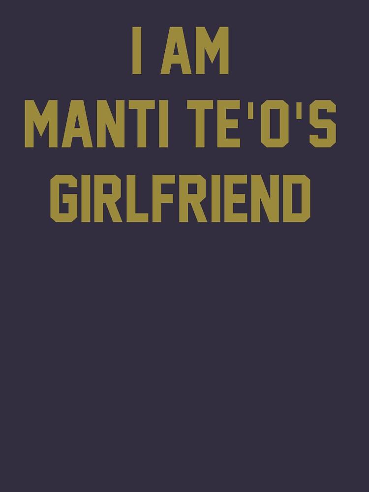 I Am Manti Te'o's Girlfriend - SOUTH BEND Edition by saintn9