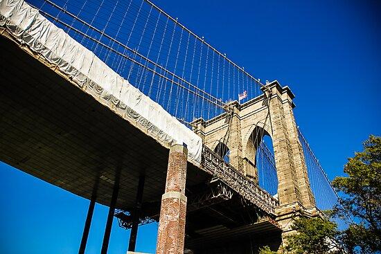 Manhattan Bridge, New York by bill3000