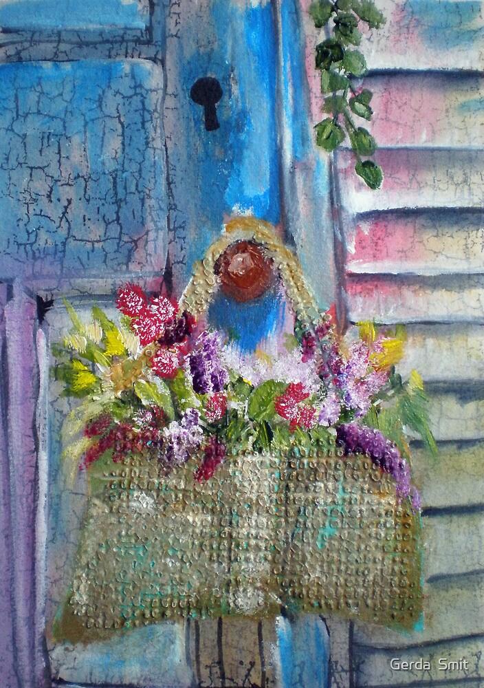521 Painting by Gerda Smit by Gerda  Smit