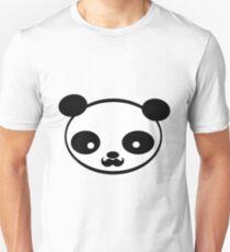 Mustache panda T-Shirt