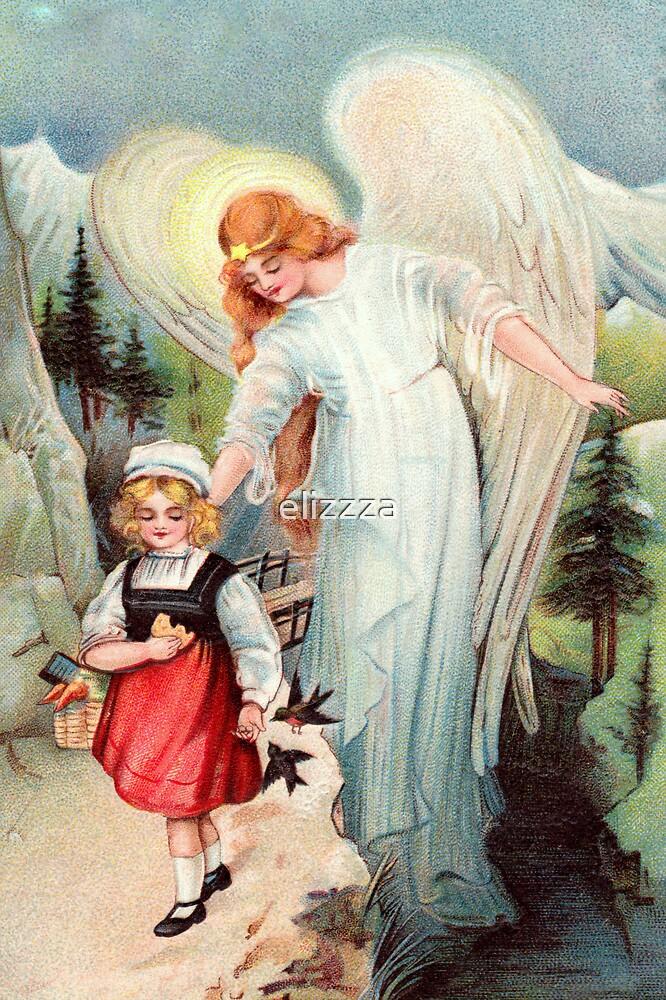 Guardian Angel by elizzza