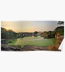 Ranthambore Lake Poster