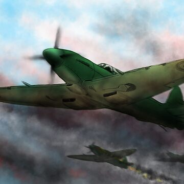 Spitfire by dangerpowers123