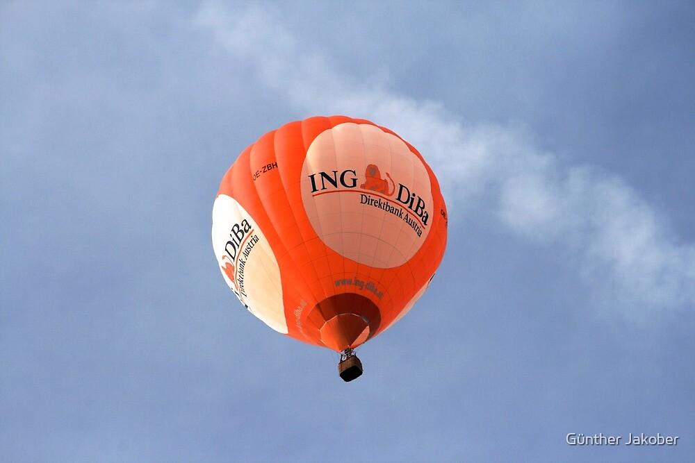 Balloon by Günther Jakober