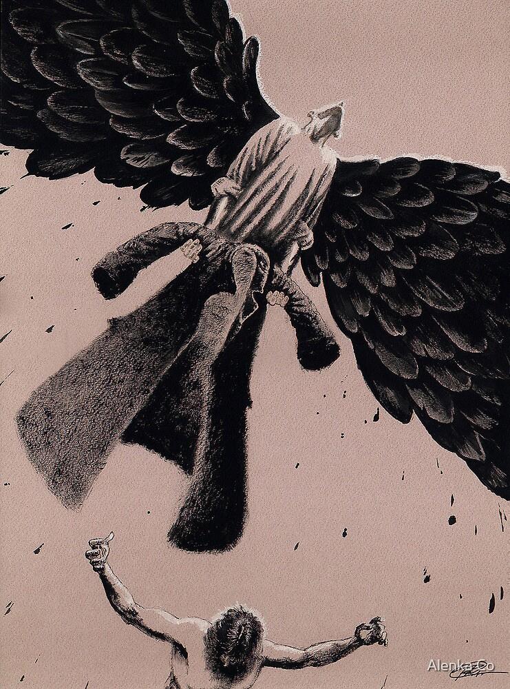 'Tutelary' by Sergei Rukavishnikov by Alenka Co
