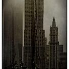 Concrete, Steel, Glass and Fog by Chris Lord