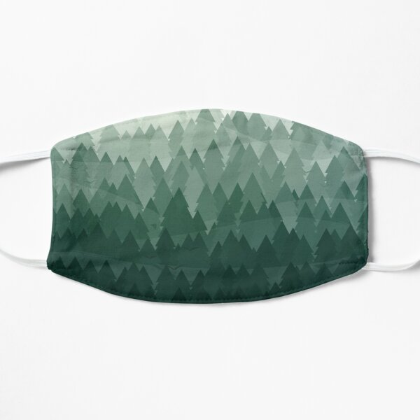 Foggy Forest Mask
