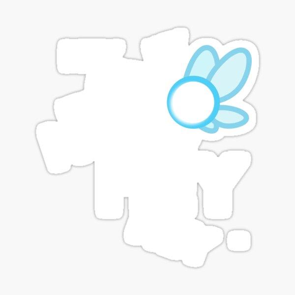 Talkative Fairy Sticker