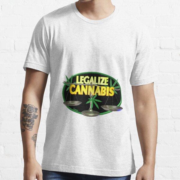 Legalize Cannabis Essential T-Shirt