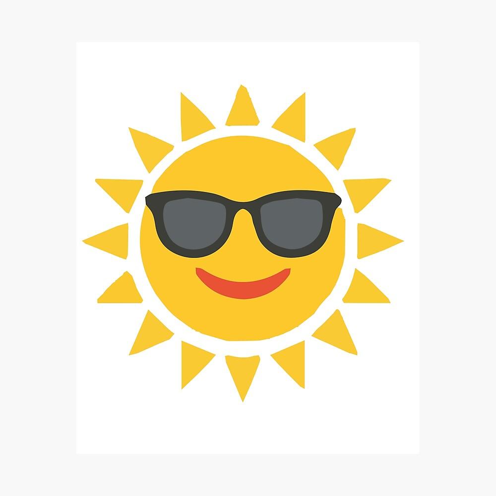 Sonne emoticon 📸 Instagram