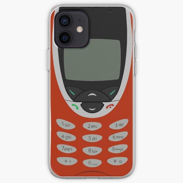 3210 RetroRandom Funda blanda para iPhone