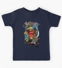 Chrono Tigger Kids Tee
