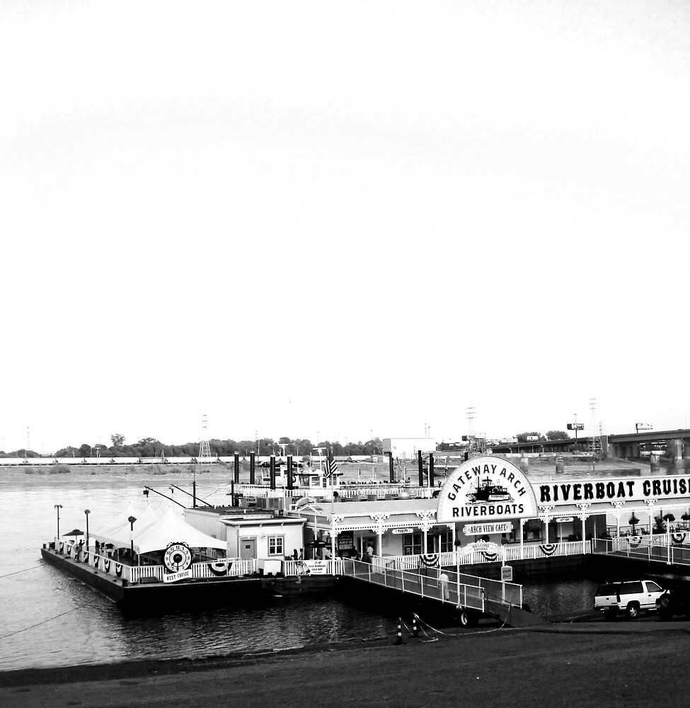 Riverboat Cruise by LaurelMuldowney