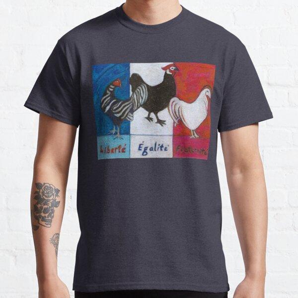 Three French Hens Classic T-Shirt