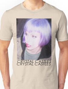 Alice Glass Unisex T-Shirt