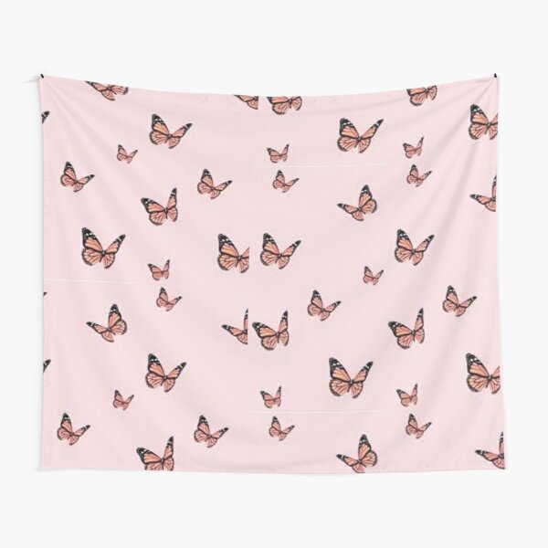 Butterfly design Tapestry