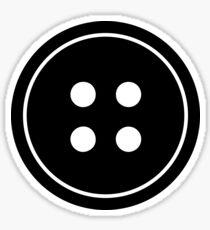 Simple Button Sticker