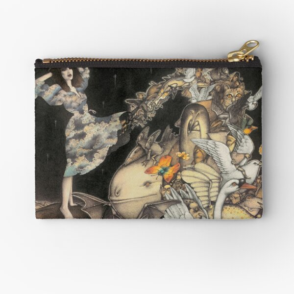 Never For Ever Zipper Pouch
