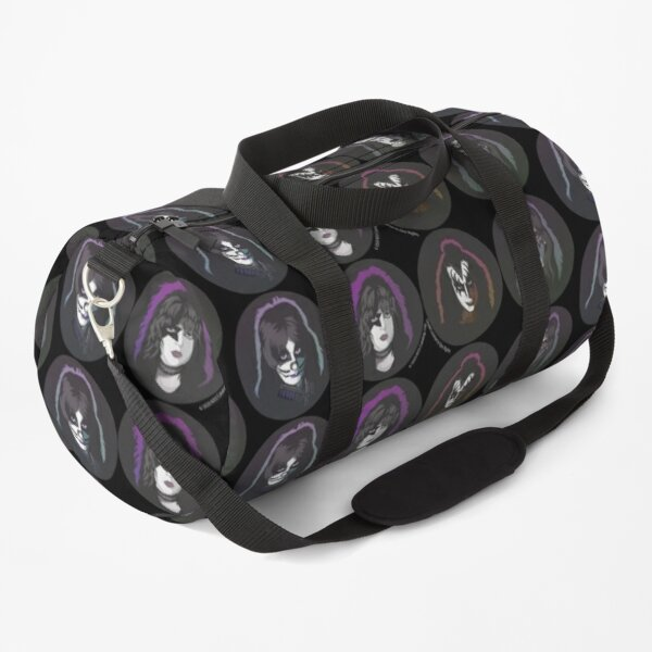 KISS - The Squad - Very Cool Vector Illustration  Duffle Bag