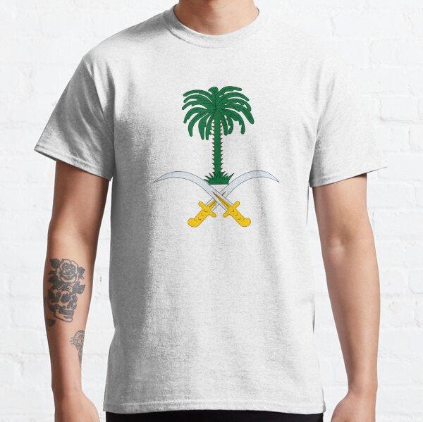 Emblem of Saudi Arabia  Classic T-Shirt