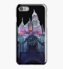 Holiday Castle iPhone Case/Skin