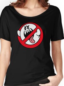 BOO-BUSTERS! Women's Relaxed Fit T-Shirt