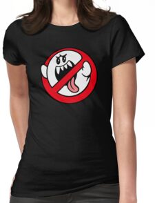 BOO-BUSTERS! Womens Fitted T-Shirt