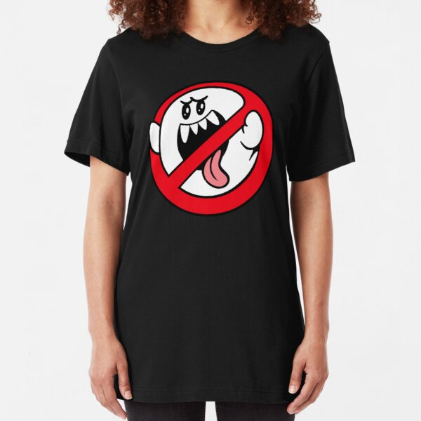 BOO-BUSTERS! Slim Fit T-Shirt