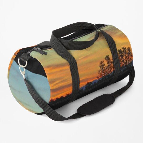 SUNRISE ON THE PRAIRIE Duffle Bag