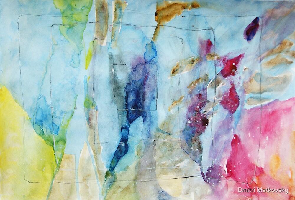 Organic colors by Dmitri Matkovsky