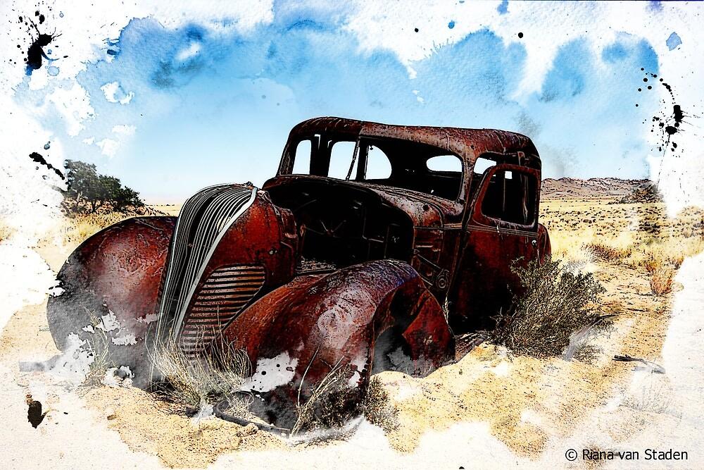 The Car by Riana222
