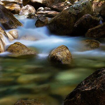 Shannon Falls Creek 01 by DaleCody
