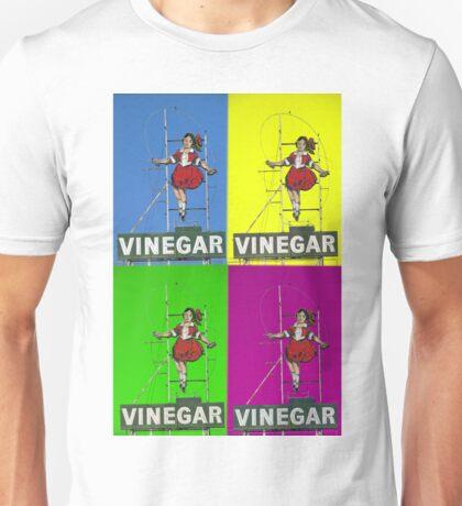 Four Skipping Girls Unisex T-Shirt