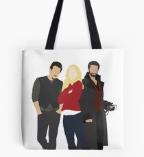 Neal, Emma, and Hook Tote Bag