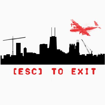 ESC to Exit by fonic
