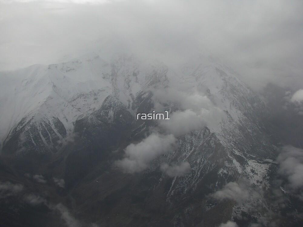 Toros Mountains by rasim1