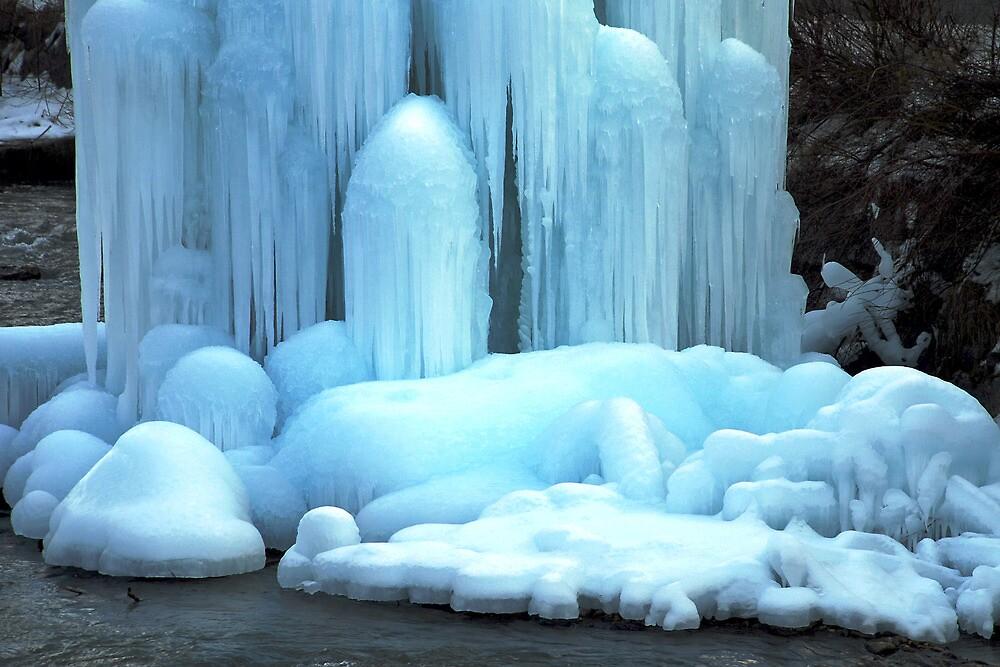 Frozen world by Arie Koene