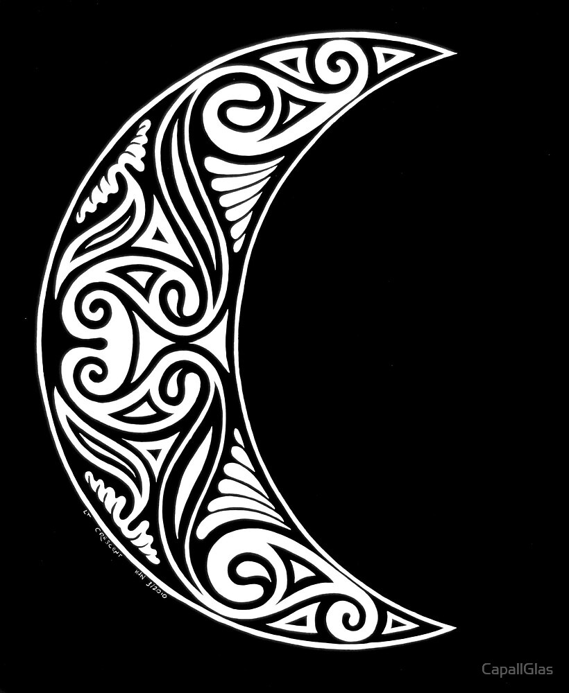Ancient Crescent by CapallGlas