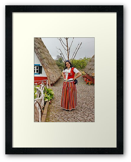 National Costume of Madeira by AnnDixon